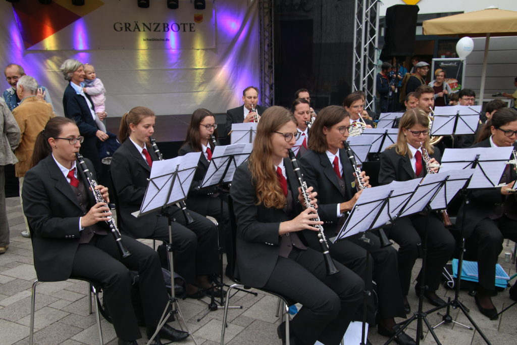 SBO Tuttlingen - Einweihung Innenstadt 2019