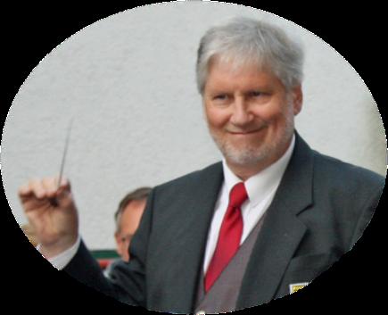 Ehrendirigent Klaus Steckler